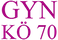 Gyn Koe70 Logo